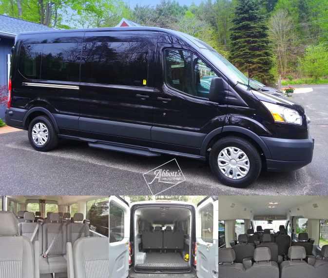 Ford Transit 11 passenger Van