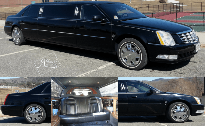 DTS Cadillac Limo – Abbott's Limousine