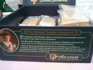 Briddlewood Scottish Shortbread