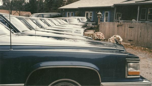 Abbotts old fleet