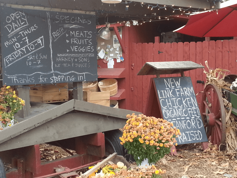 Big Rock Farm Stand