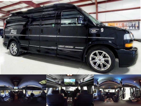 GMC Savanna Luxury Van
