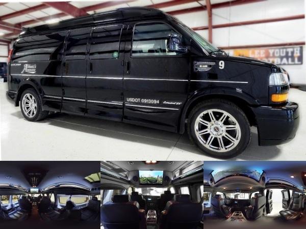 GMC Savanna Luxury Van